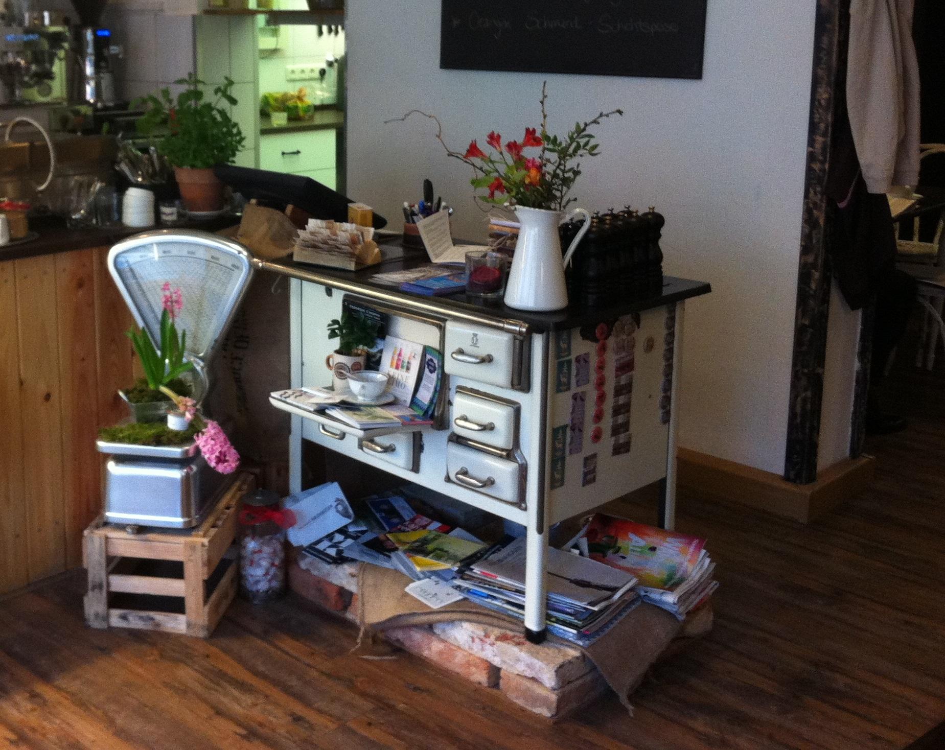 Kafeeküche Ofen