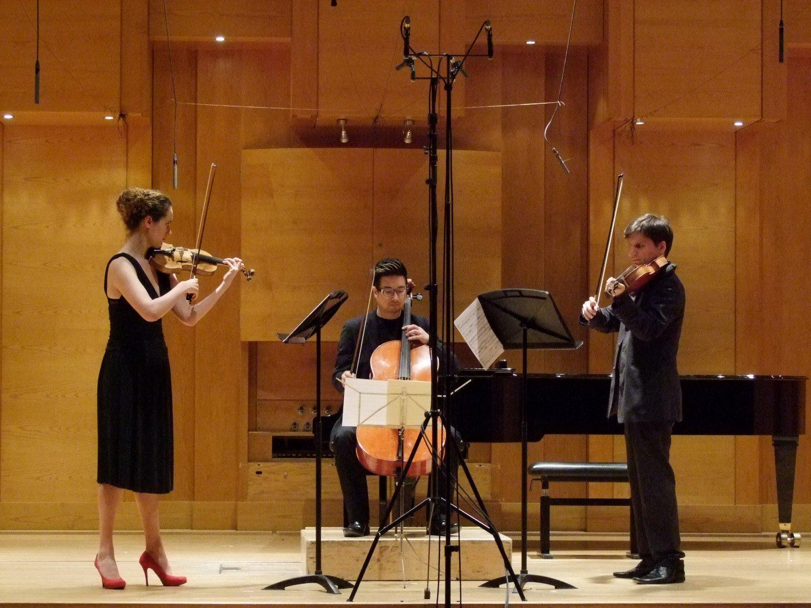 LANGENACHT Kammermusik Hochschule für Musik und Theater Lange Nacht der Musik 2015