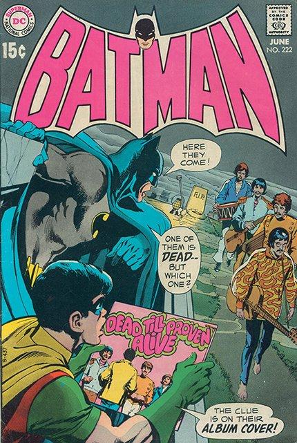 Neals Adams DC Comics
