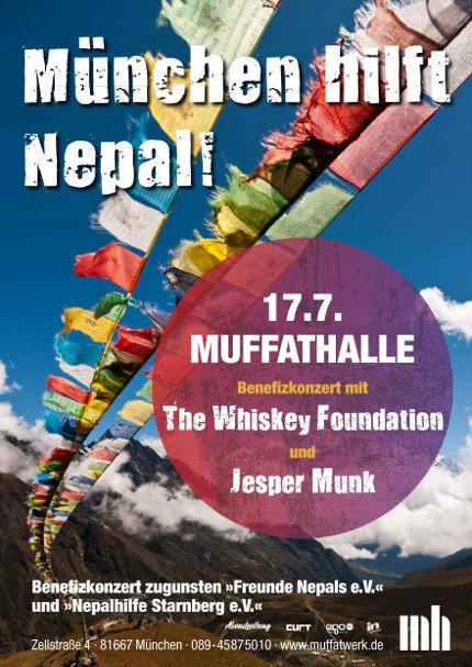 Nepal_Benefiz_A1_Poster