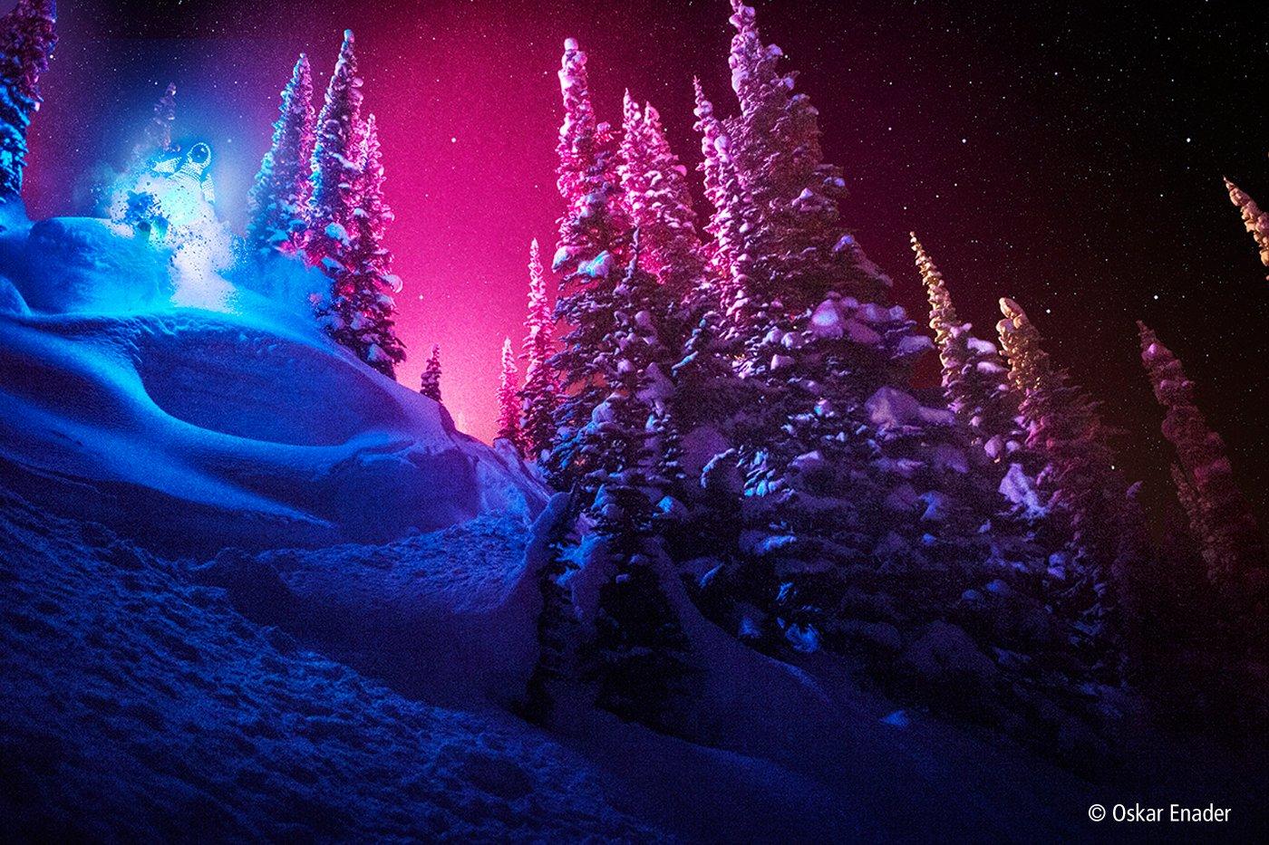 Afterglow. Bild: Oskar Enader