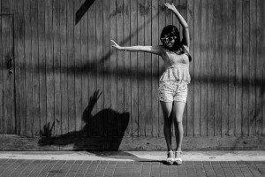 Dancerblackandwhite