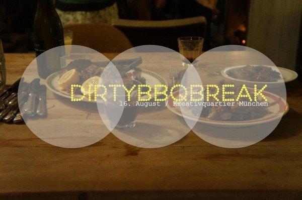 Mucbook: Restaurant Day München, Eventbeschreibung dirtyBBQbreak