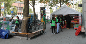 Infobus Flüchtlingshilfe München