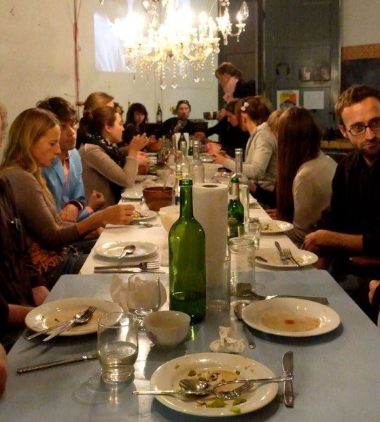 Mucbook: Dinner aus geretteten Lebensmitteln von Foodsharing am 21.10. im Münchner Kreativquartier