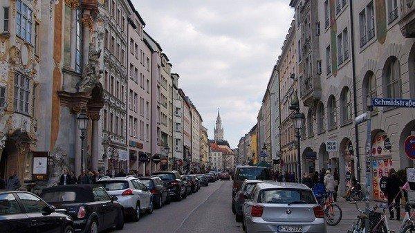 sendlingerstraße