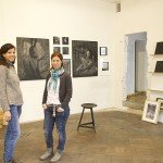 Pop-Up-Galerie trifft Salon-Feeling: SCHWARZWEISS