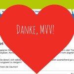 Der MVV-Flirt ♥: Wo der Mut fehlt, hilft ein Online-Formular
