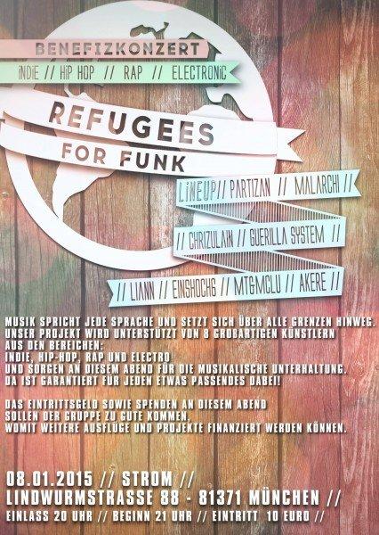 refugeesforfunk