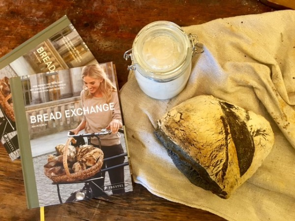 Mucbook: Buchvorstellung The Bread Exchange von Malin Elmlid