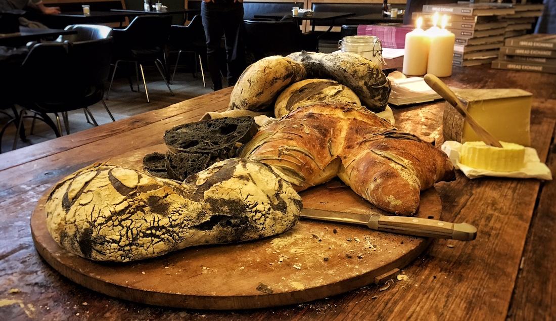 Mucbook Buchvorstellung The Bread Exchange Malin Elmlid