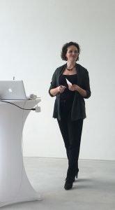 Geschäftsführerin Dr. Martina Taubenberger steht mit Leidenschaft hinter dem Projekt.