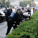 Video von übermotiviertem Polizeieinsatz bei Pegida-Demo aufgetaucht