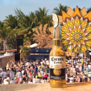 Corona Sunset_Flasche