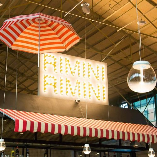Mucbook: Popup Restaurant RiminiRiminit im Eataly