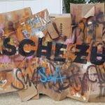 Kunst, Stadt, Klang: Eindrücke vom Asche zu Farbgut Festival