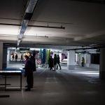 Nur noch heute: Tiefgaragenkunst am Schwabinger Tor