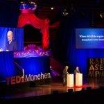 TEDx München in den Kammerspielen: Wo Positives Negatives übertrumpft