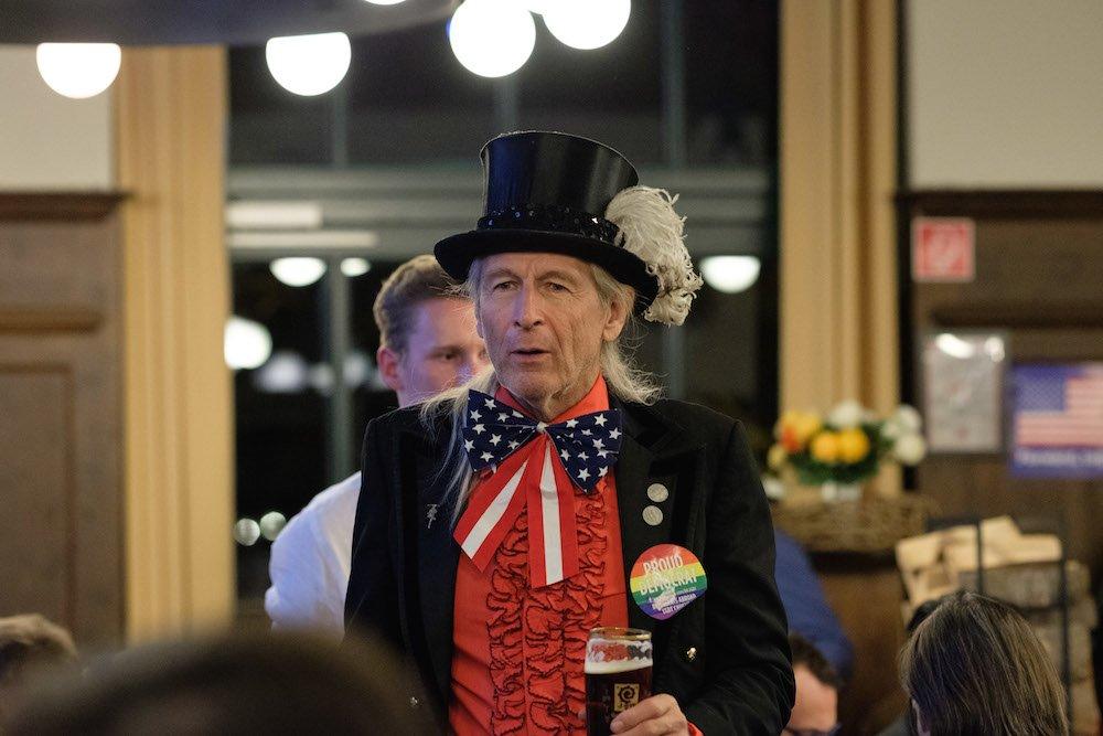 Demokratenparty 2016 Muenchenåç