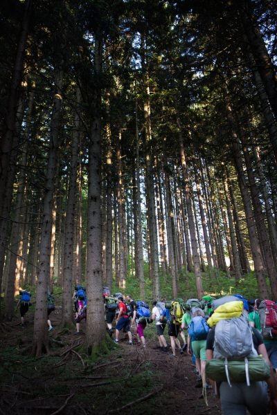 #neverstopmunich Northface 5to9 Hike - The North Face