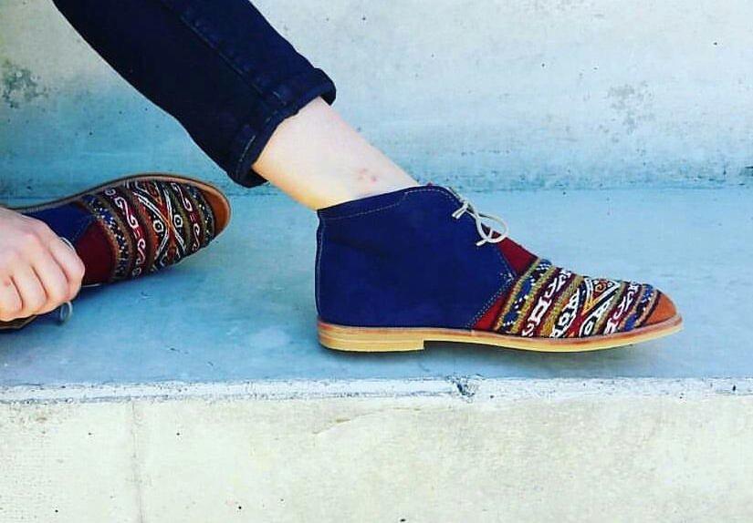 Schuhe von Kinfolkz