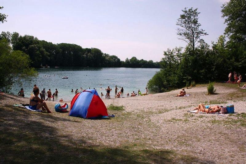 Langwieder lake district - Wikipedia