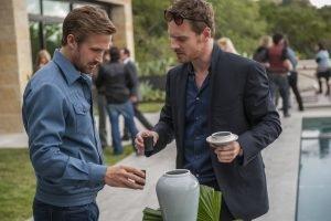 Gosling und Fassbender