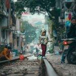 Street-Photography in Vietnam: Holger Jungnickel's 1000 JAHRE KRIEG | 40 JAHRE FRIEDEN