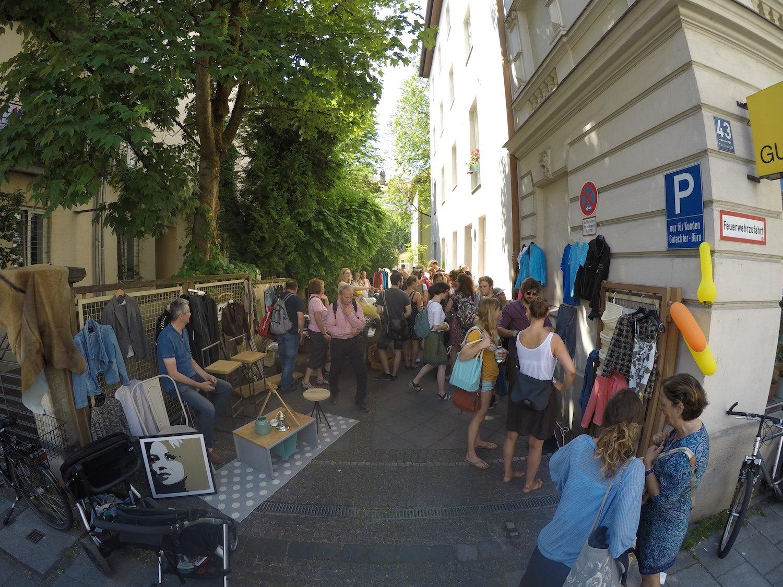 Projekt Hofflohmarkt