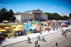 Sportfest_Muenchen_Koenigsplatz