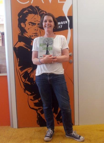 Claudia Jerusalem-Groenewald Carlsen Comics