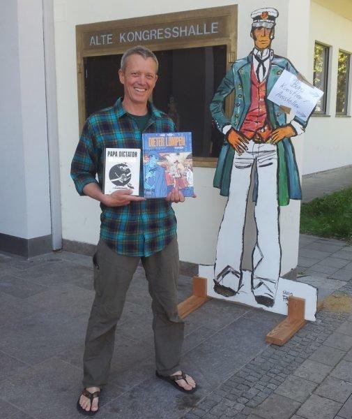 Michael Zemann (Sailor) Comic Company
