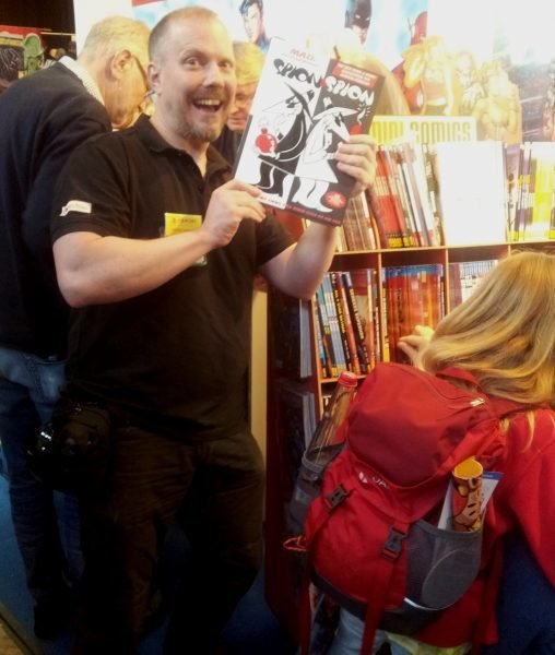 Steffen Volkmer Panini Comics