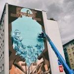 Street Art und Graffiti wohin das Auge blickt: München wird noch bunter