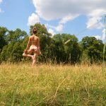 Yoga for Life: 3 Wege, um deine Augen zu entspannen