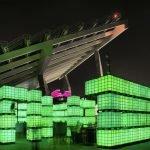 Das FNY Festival: ein audio-visuelles Gesamtkunstwerk