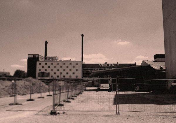 """Das neue """"Werksviertel"""" am Ostbahnhof / ©werksviertel mitte"""