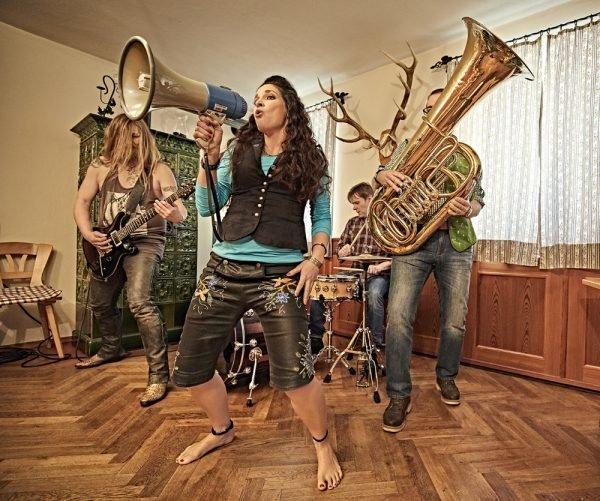 Maria Reiser & Band Foto ©Bayern.by-Gert Krautbauer