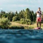 Paddelschläge für die Natur: Mit dem SUP bis ans Schwarze Meer