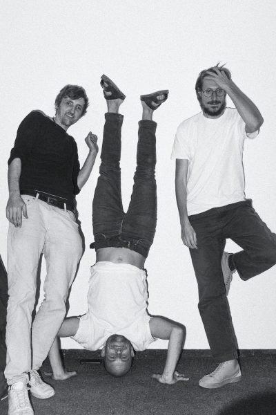 Die FNY-Geschäftsführung (von links): Marc Meden, Hubertus Becker, Mirko Hecktor