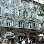 Das ist unser Haus! Mit etwas Glück gibt's hier ab Oktober Platz für Münchner Kreative und Start-Ups