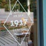 Kiosk 1917: frisches Gesicht für alte Bude