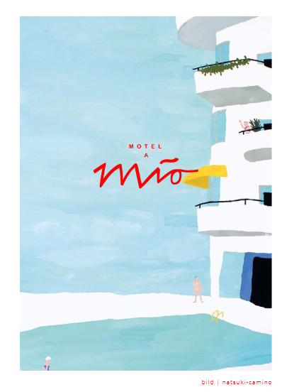 motel a mio natsuki camino mucbook. Black Bedroom Furniture Sets. Home Design Ideas