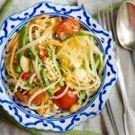 Thai Papaya-Salat