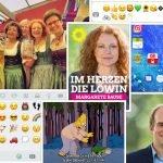 Emojis, Homescreen oder das letzte Foto: das sind Münchens Kandidaten im Social-Media-Check