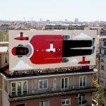 In Apulien sind sie kreativ! Und Agostino Iacurci liefert München den Streetart-Beweis