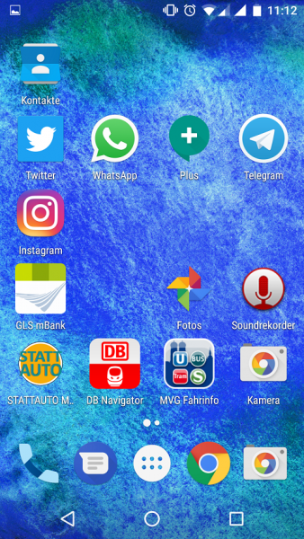 Guerpinar Homescreen