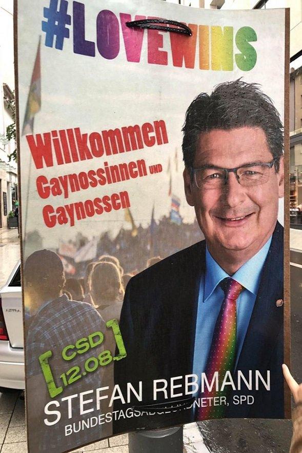 SPD love wins