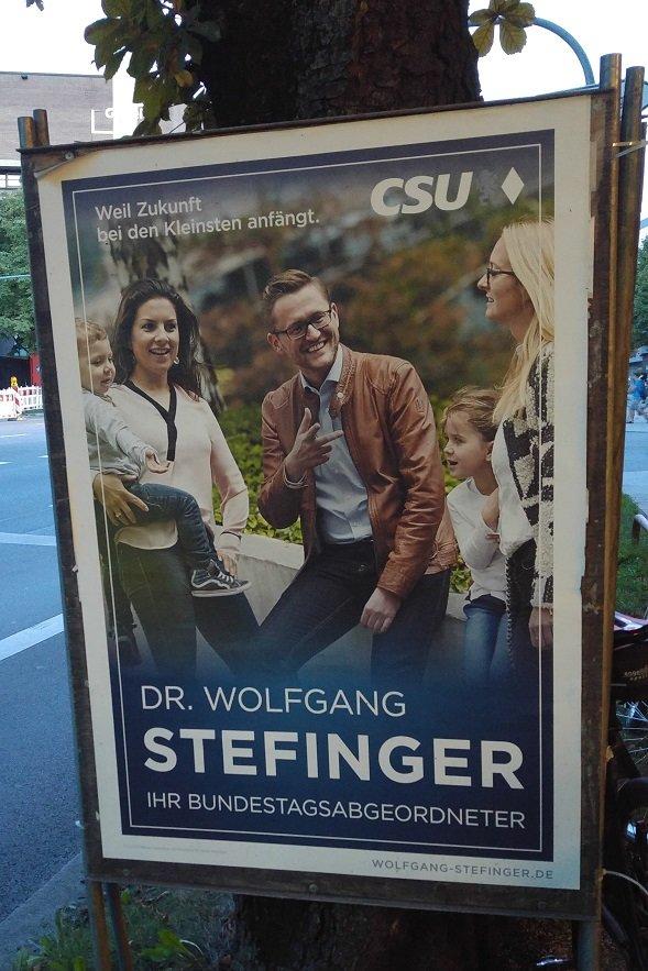 Stefinger CSU