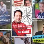Best of Wahlplakate 2017